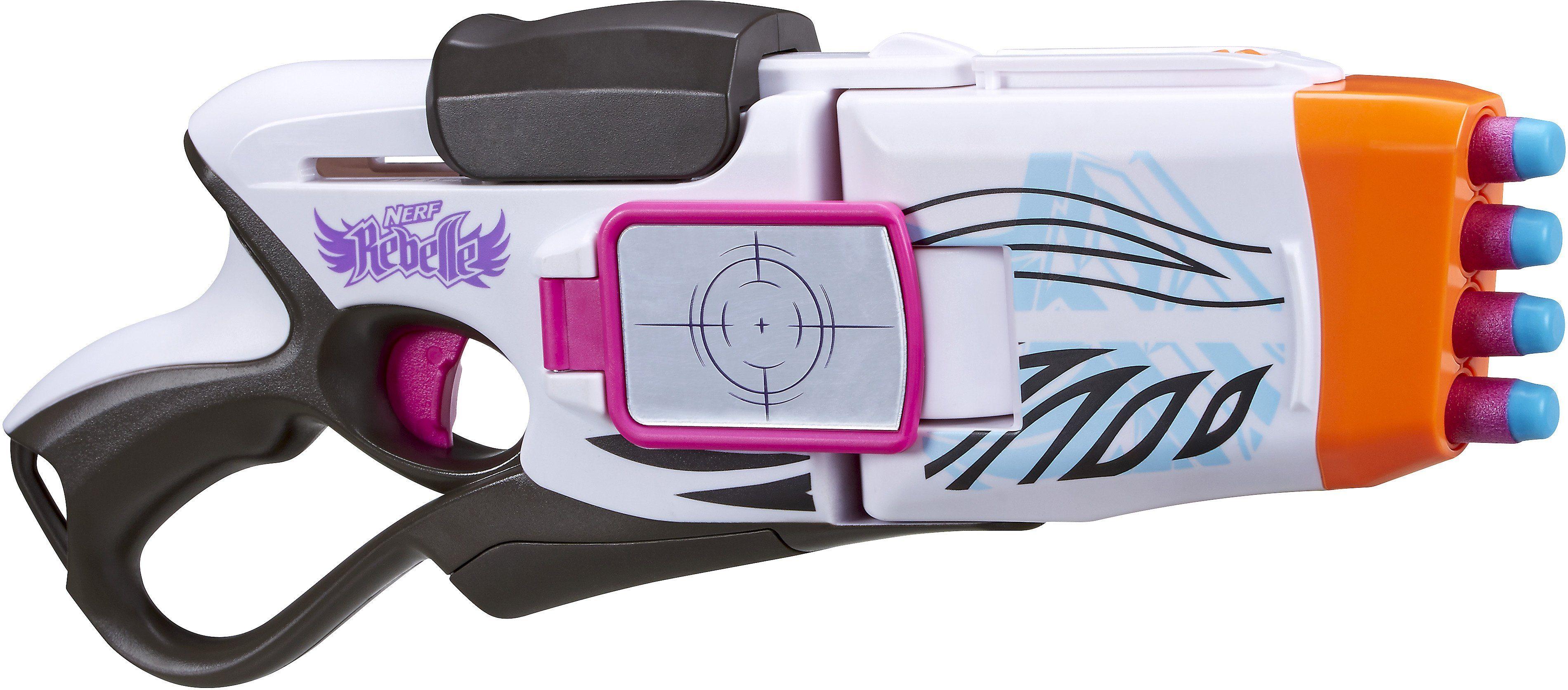 Hasbro Blaster, »Nerf Rebelle, Corner Sight Blaster«