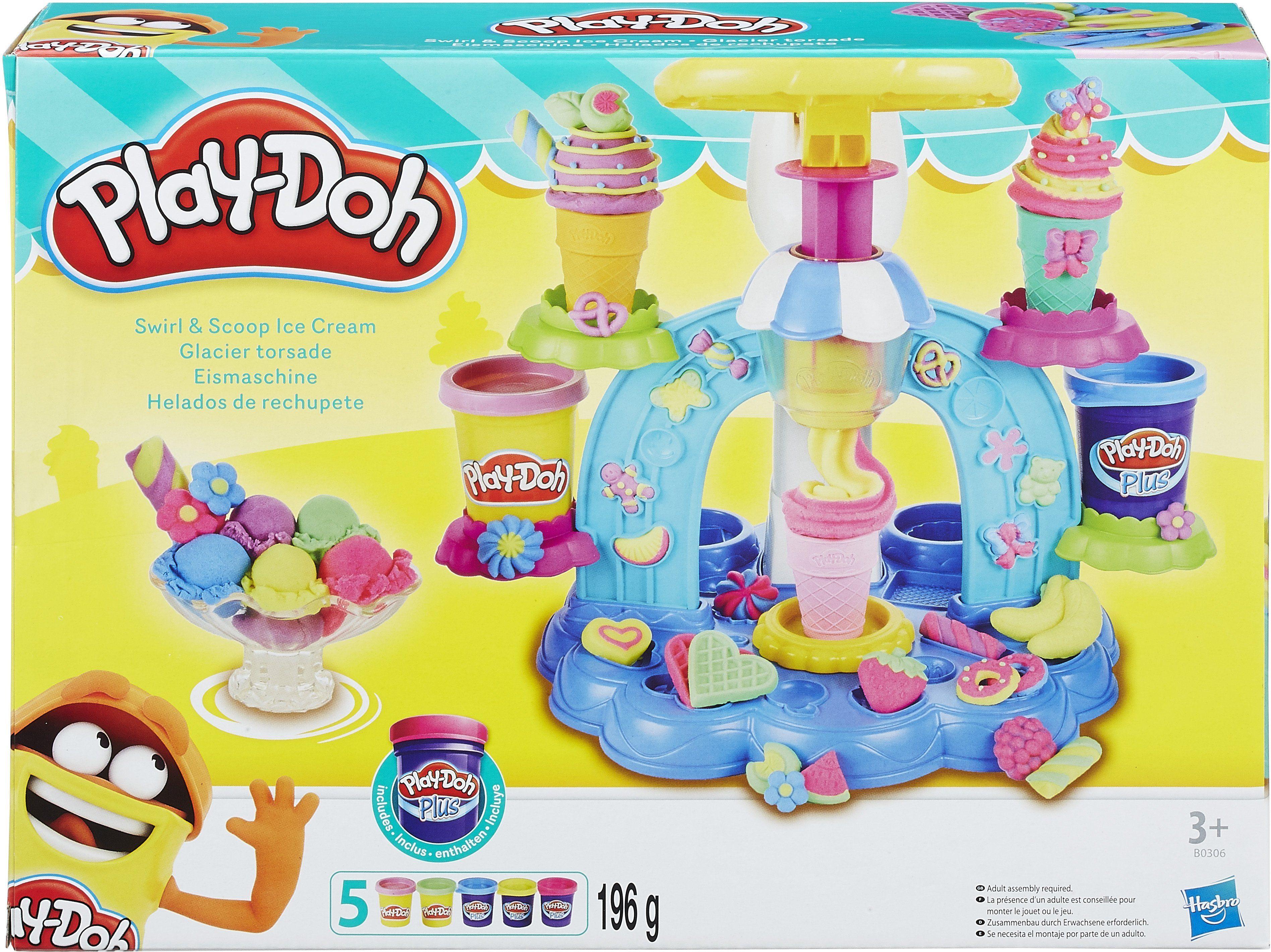 Hasbro Knetset, »Play-Doh, Eismaschine«
