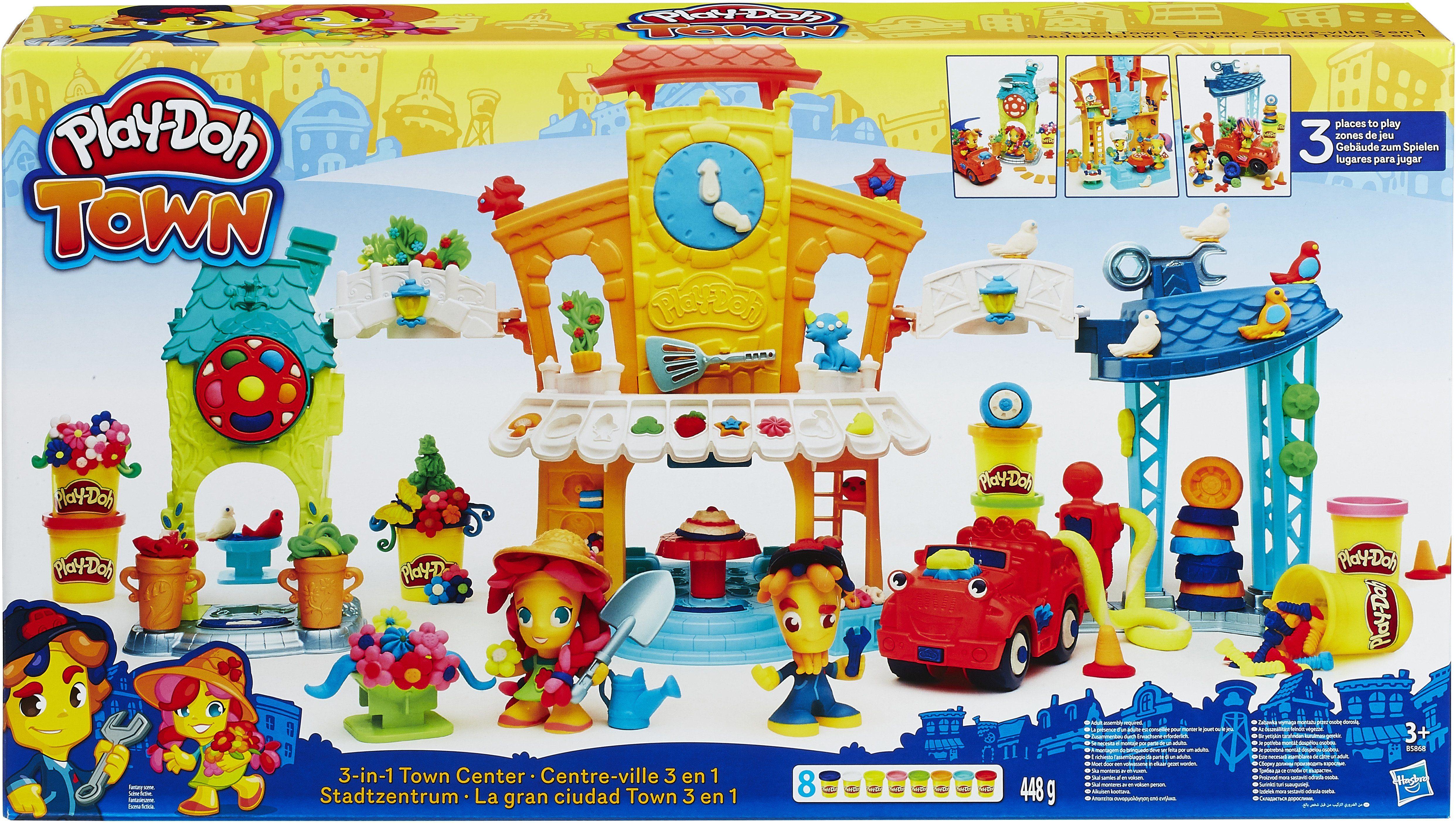 Hasbro Knetset, »Play-Doh, Town Stadtzentrum«