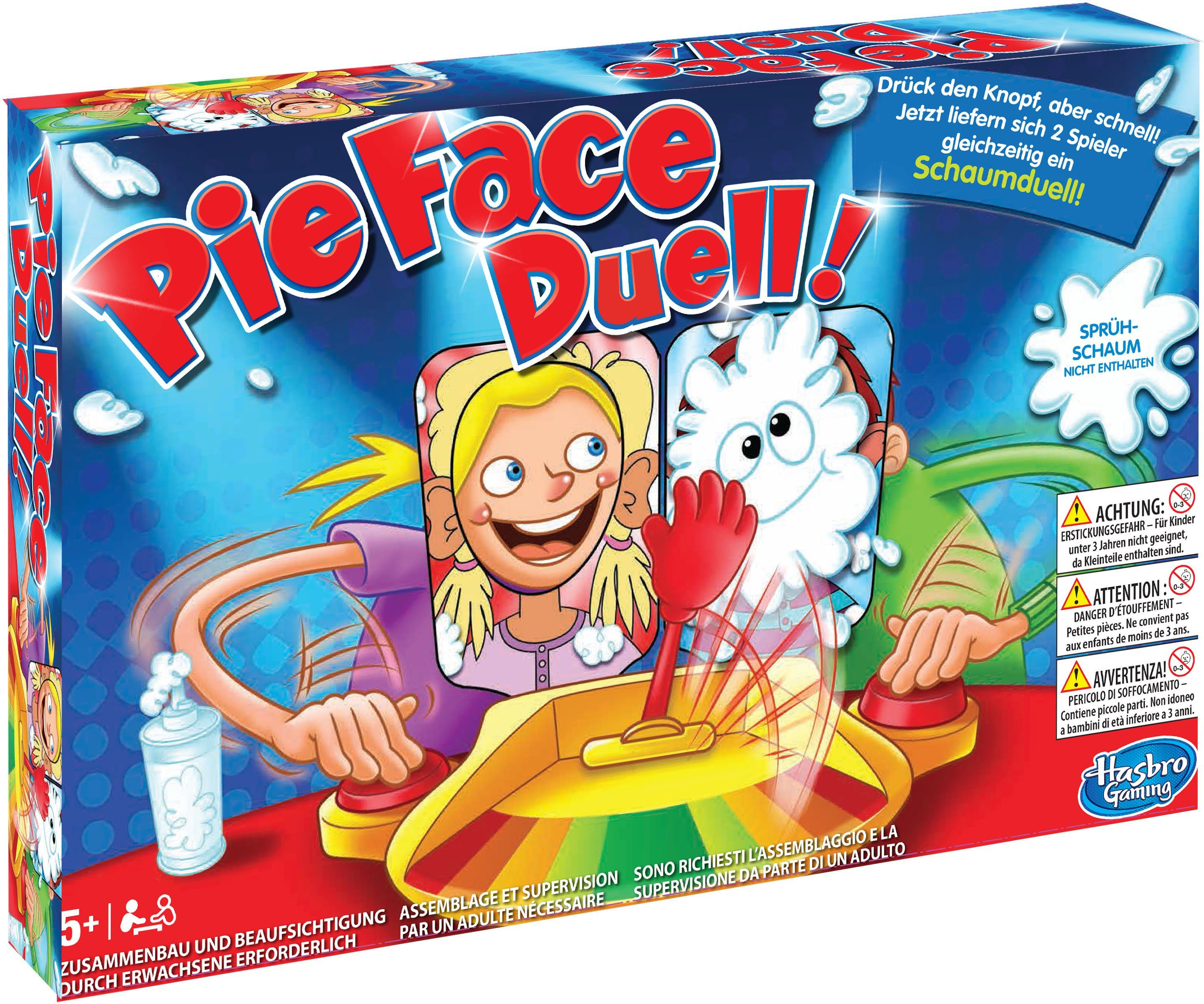 Hasbro Kinderspiel, »Hasbro Games, Pie Face Duell«