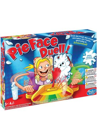 "HASBRO Spiel "" Games Pie Face Duell""..."