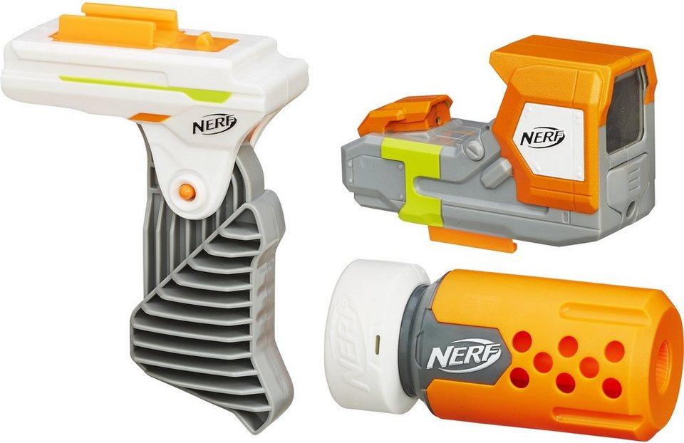 Hasbro Zubehör-Set, »Nerf N-Strike Elite Modulus Zubehör Set, Geheimoperation«