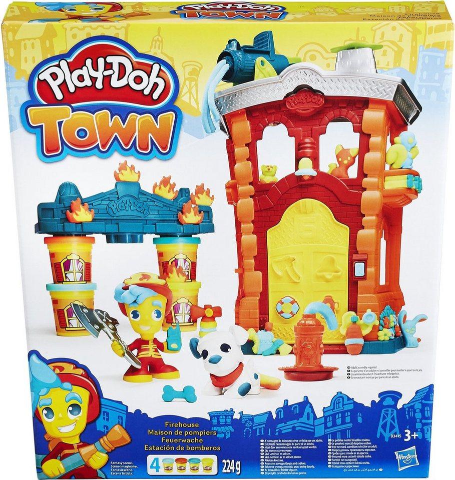 Hasbro Knetset, »Play-Doh, Town Feuerwache«