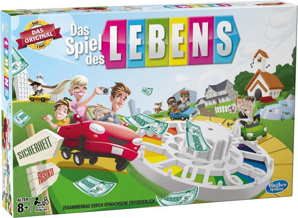 Hasbro Familienspiel, »Hasbro Gaming, Spiel des Lebens«