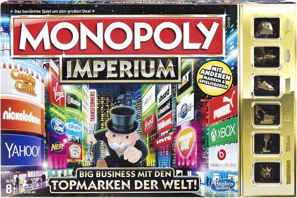 Hasbro Brettspiel, »Hasbro Gaming, Monopoly Imperium«