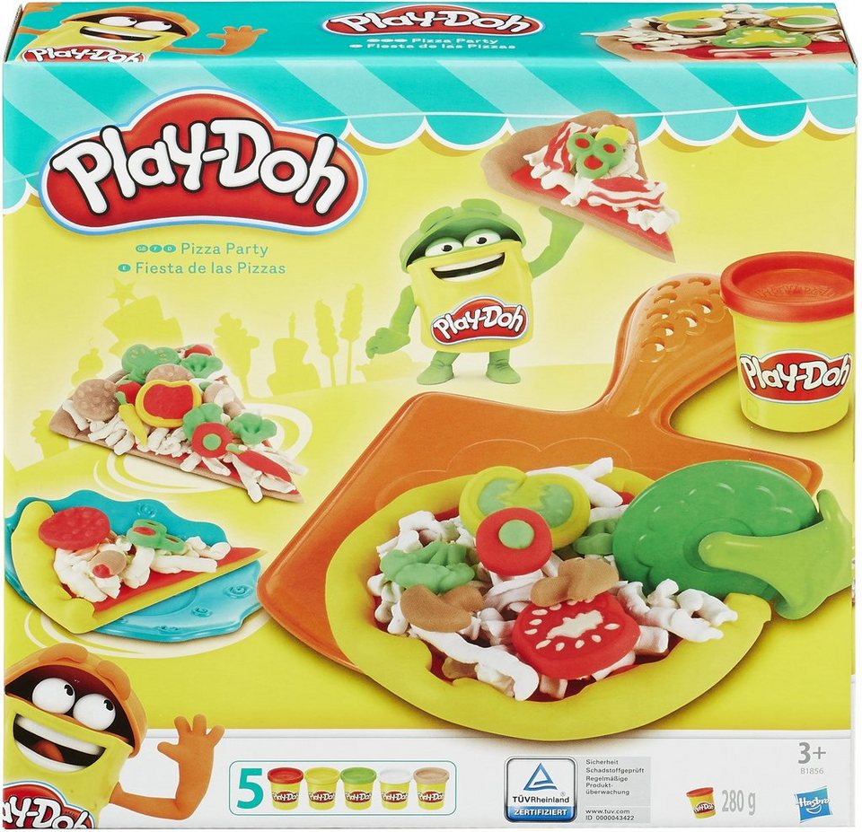 Hasbro Knetset, »Play-Doh, Pizza Party«