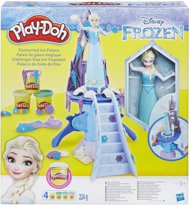 Hasbro Knetset, »Play-Doh, Die Eiskönigin - Elsa«