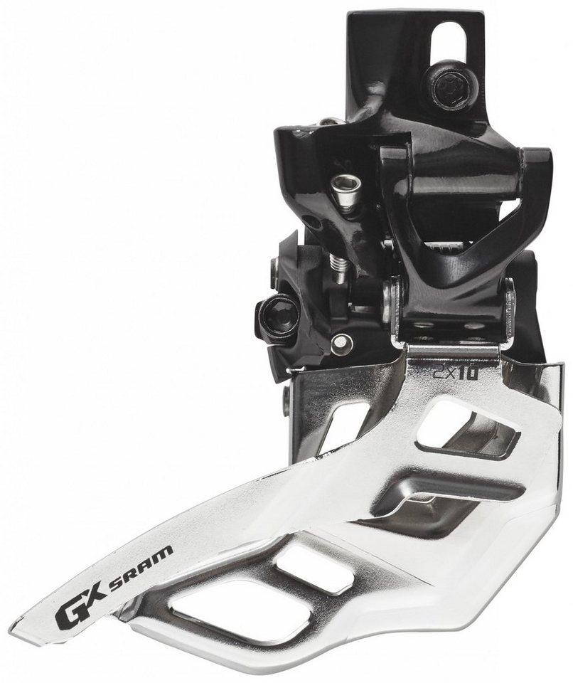 SRAM Schaltung »GX Umwerfer 2x10-fach High Direct Mount Top Pull«