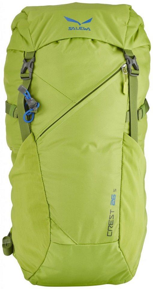 Salewa Sport- und Freizeittasche »Crest 26S Backpack« in grün