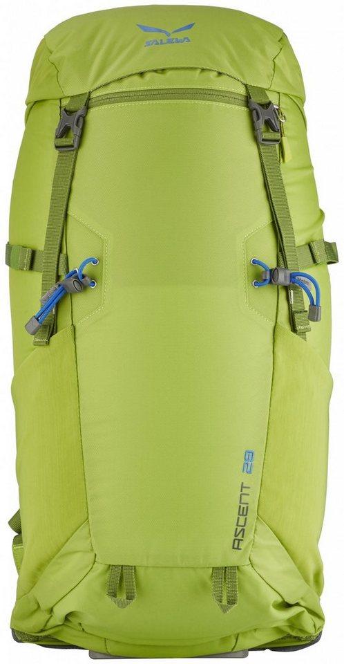 Salewa Sport- und Freizeittasche »Ascent 28 Backpack« in grün