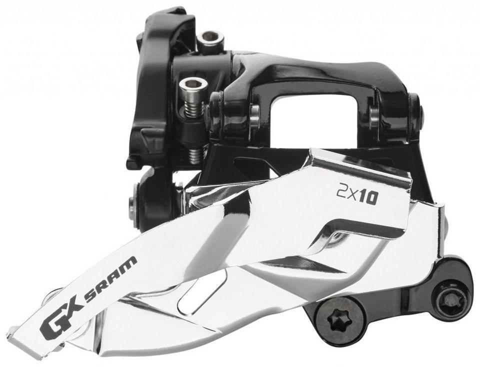SRAM Schaltung »GX Umwerfer 2x10-fach Low Direct Mount Dual Pull«