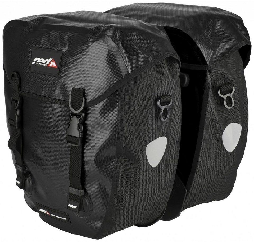 Red Cycling Products Gepäckträgertasche »WP100 Pro II Carrier Bag«