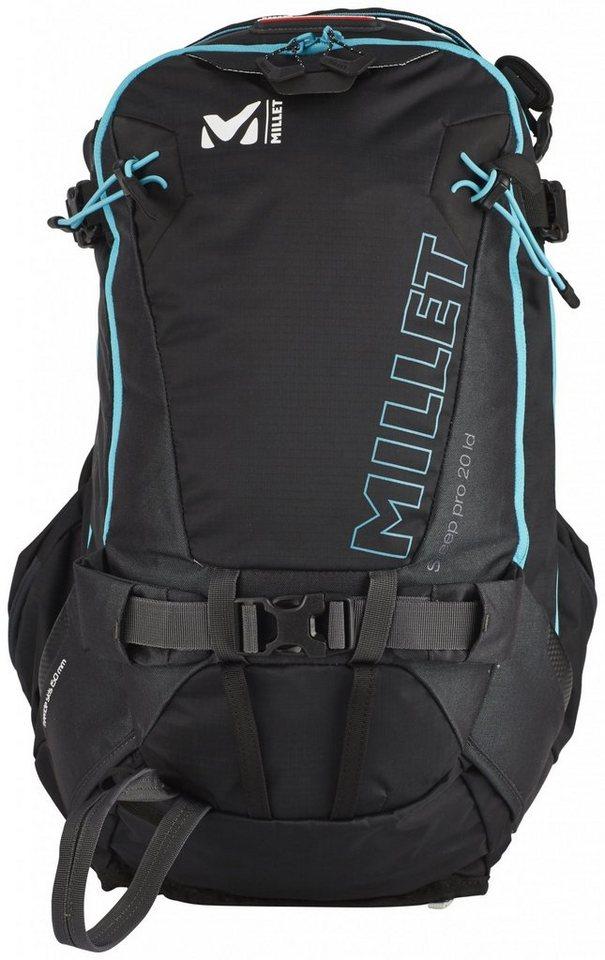 Millet Sport- und Freizeittasche »Steep Pro 20 Backpack Lady« in schwarz