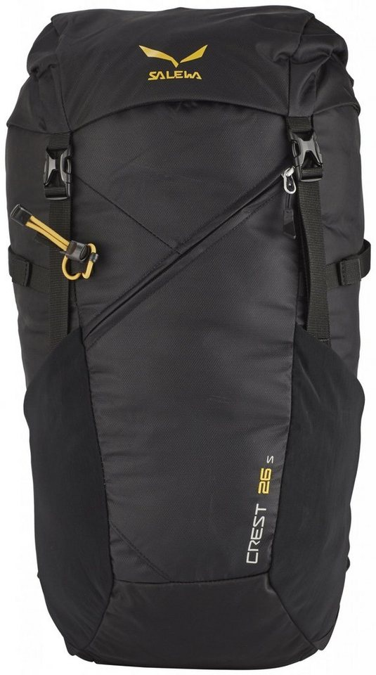 Salewa Sport- und Freizeittasche »Crest 26S Backpack« in schwarz