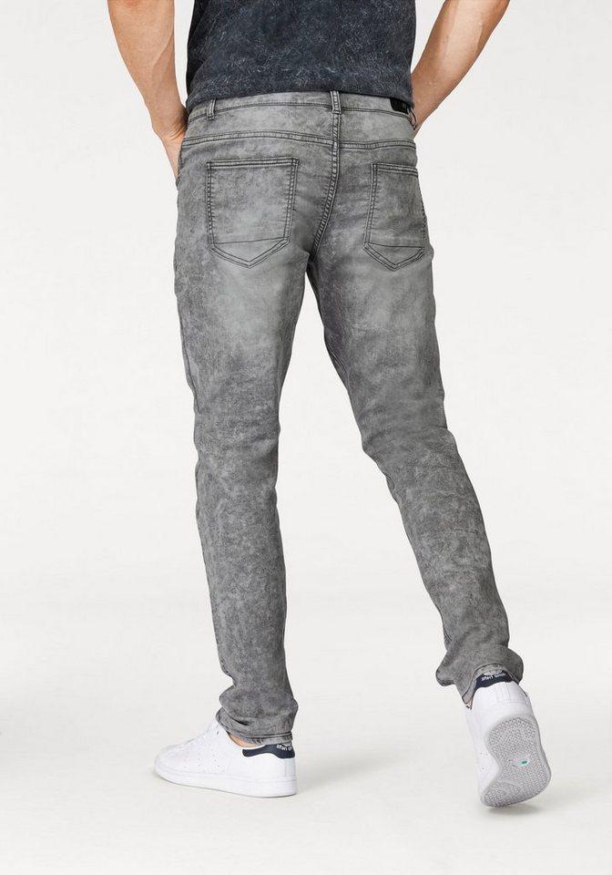 John Devin Jogg Pants in grau-used