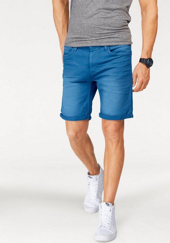 Blend Shorts »Denim Jogg Shorts« in kobalt-blau