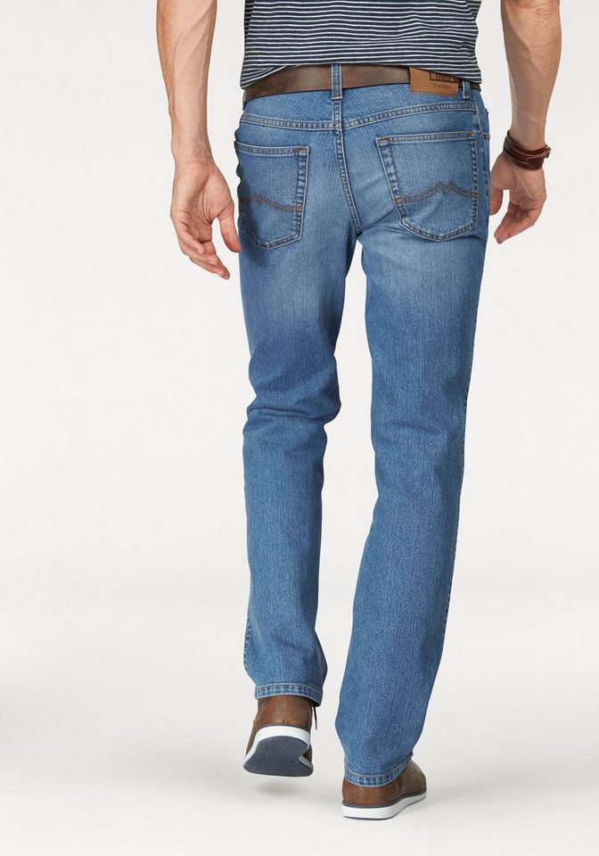 Mustang Stretch-Jeans »Oklahoma« in blue-stone