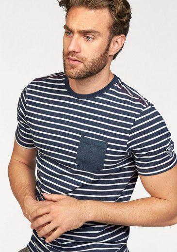 Rhode Island T-Shirt, mit Brusttasche