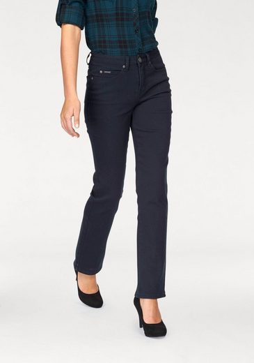 Arizona Gerade Jeans High Waist