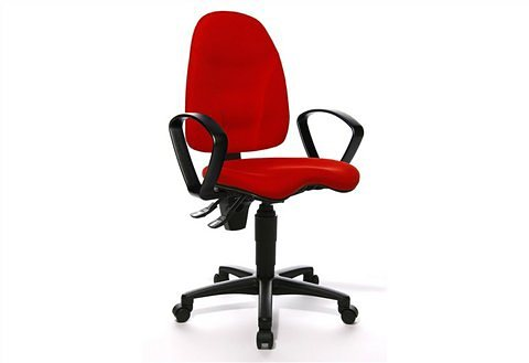 Topstar Bürostuhl »Point 40«, in 6 Farben in rot