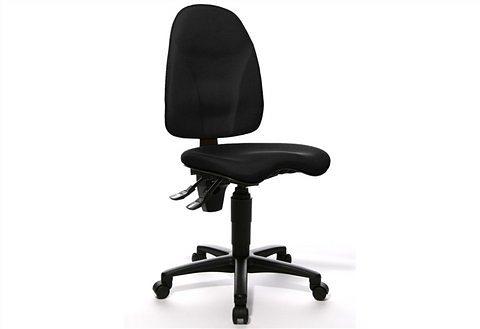 Topstar Bürostuhl »Point 40«, in 6 Farben in schwarz
