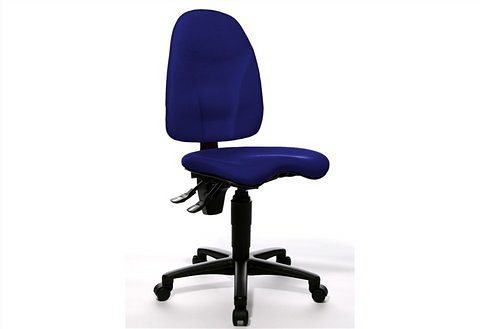 Topstar Bürostuhl »Point 40«, in 6 Farben in blau