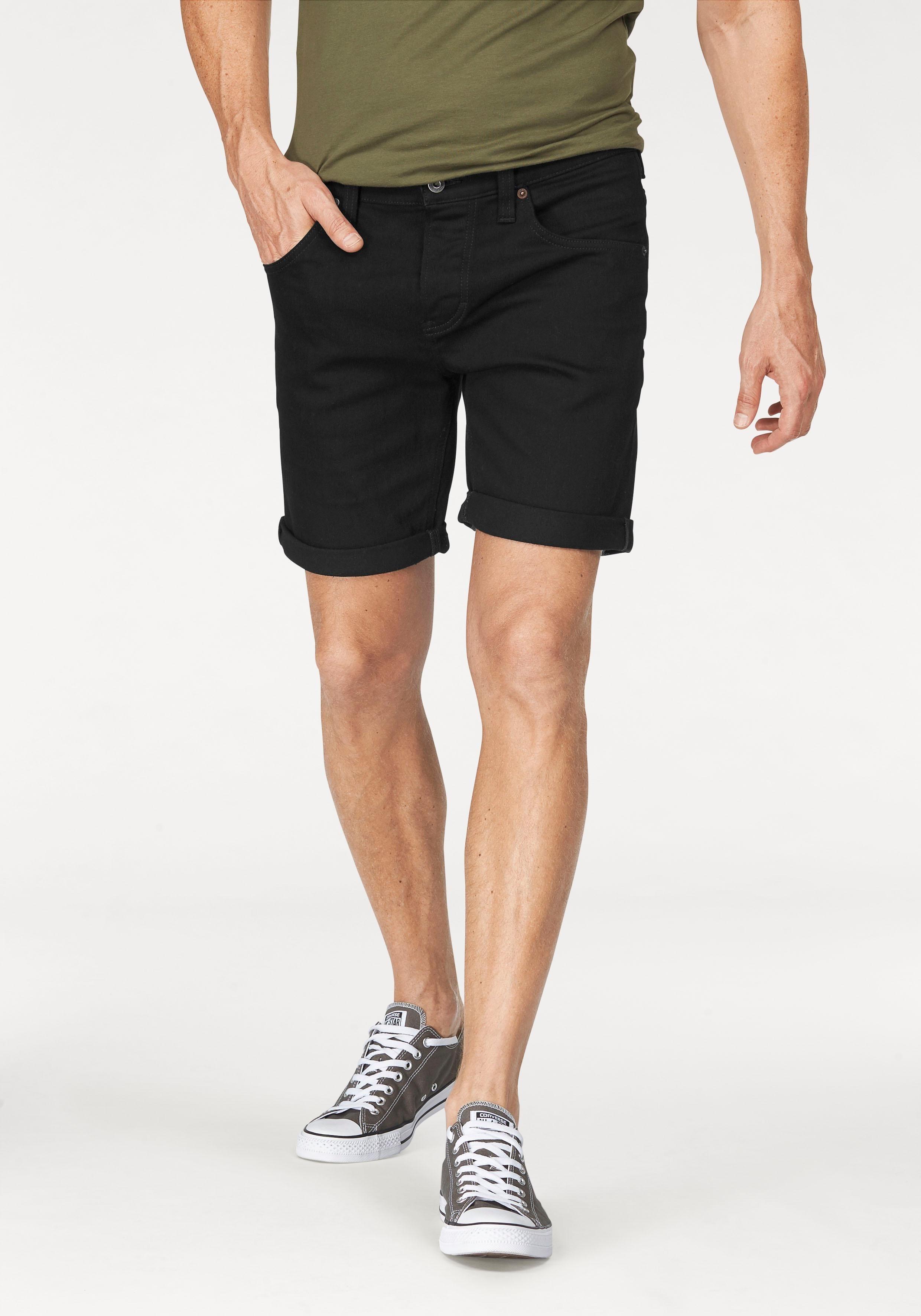 MUSTANG Shorts   Bekleidung > Shorts & Bermudas > Shorts   Schwarz   MUSTANG