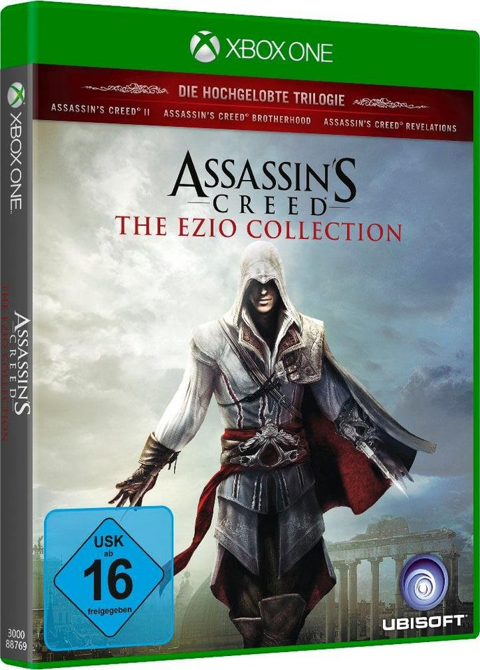 Assassin´s Creed Ezio Collection Xbox One