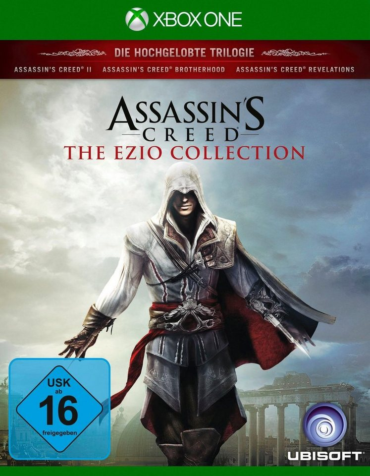 assassin s creed ezio collection xbox one kaufen otto. Black Bedroom Furniture Sets. Home Design Ideas