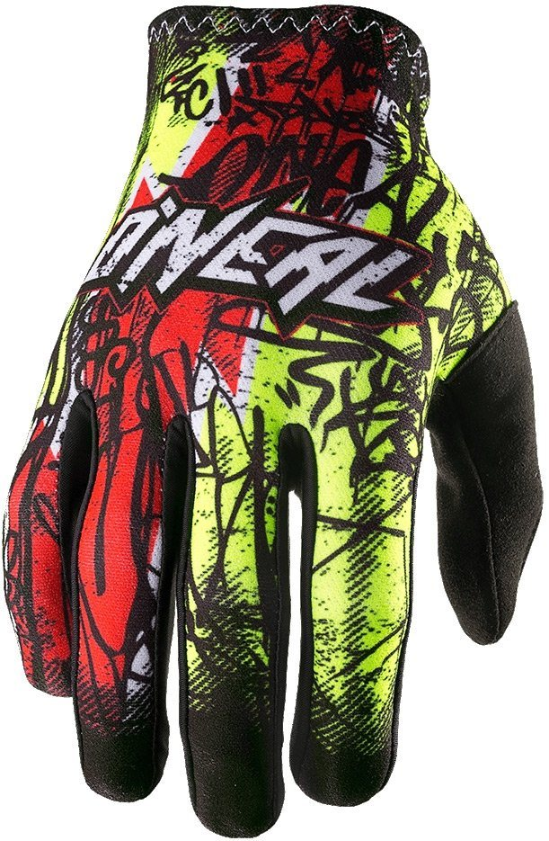 O'NEAL Fahrrad Handschuhe »Matrix Vandal Gloves« in gelb