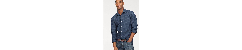 s.Oliver RED LABEL Hemd, in hochwertiger Chambray-Qualität