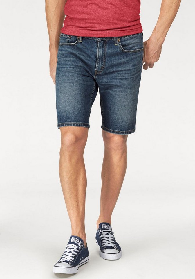 Levi's® Jeansshorts »502™« in taxidermy
