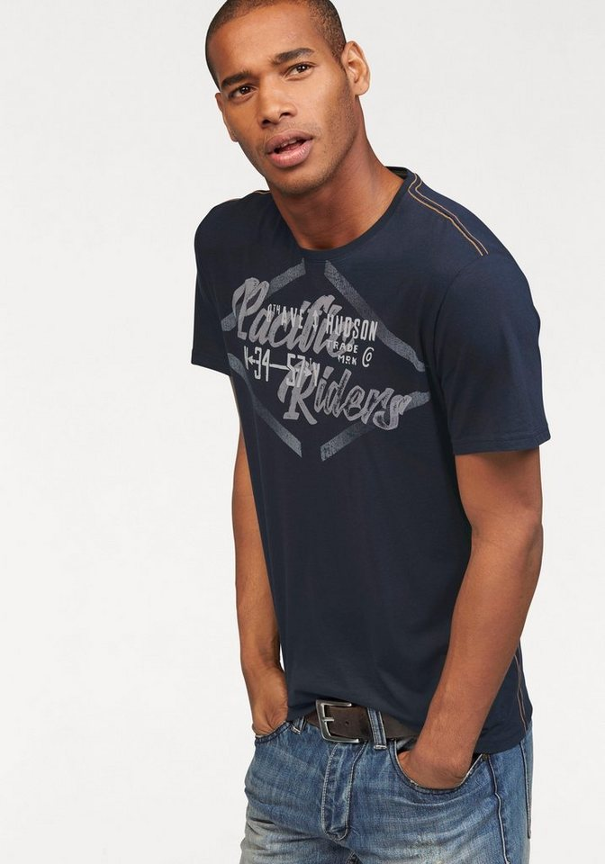 s.Oliver RED LABEL T-Shirt in navy