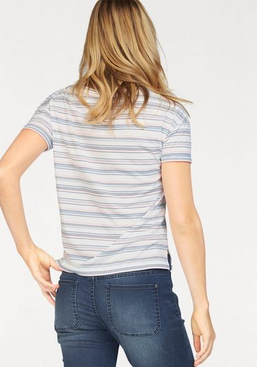 s.Oliver RED LABEL T-Shirt, in Multicolour-Ringel