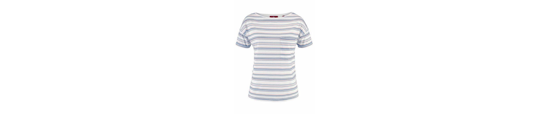 s T Multicolour s RED Oliver Shirt Oliver in Ringel LABEL 8qv5wdXw