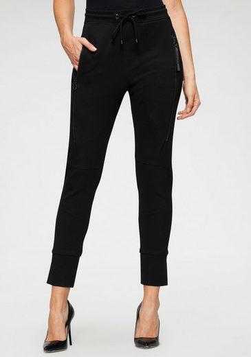 MAC Jogger Pants »Future-Pants« Gewebte Schlupfform mit großen Taschen