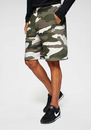 Nike Sportswear Sweatshorts »Club Fleece Men's Camo Shorts«