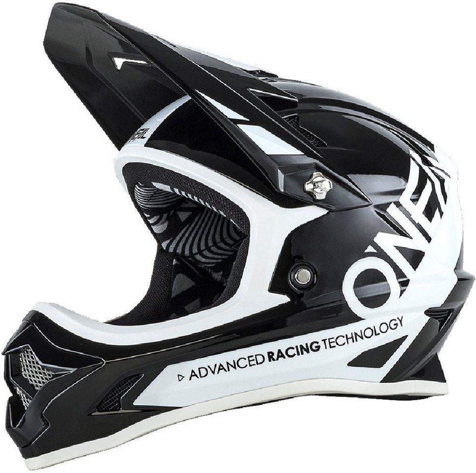 O'NEAL Fahrradhelm »Backflip RL2 Bungarra Helmet« in schwarz