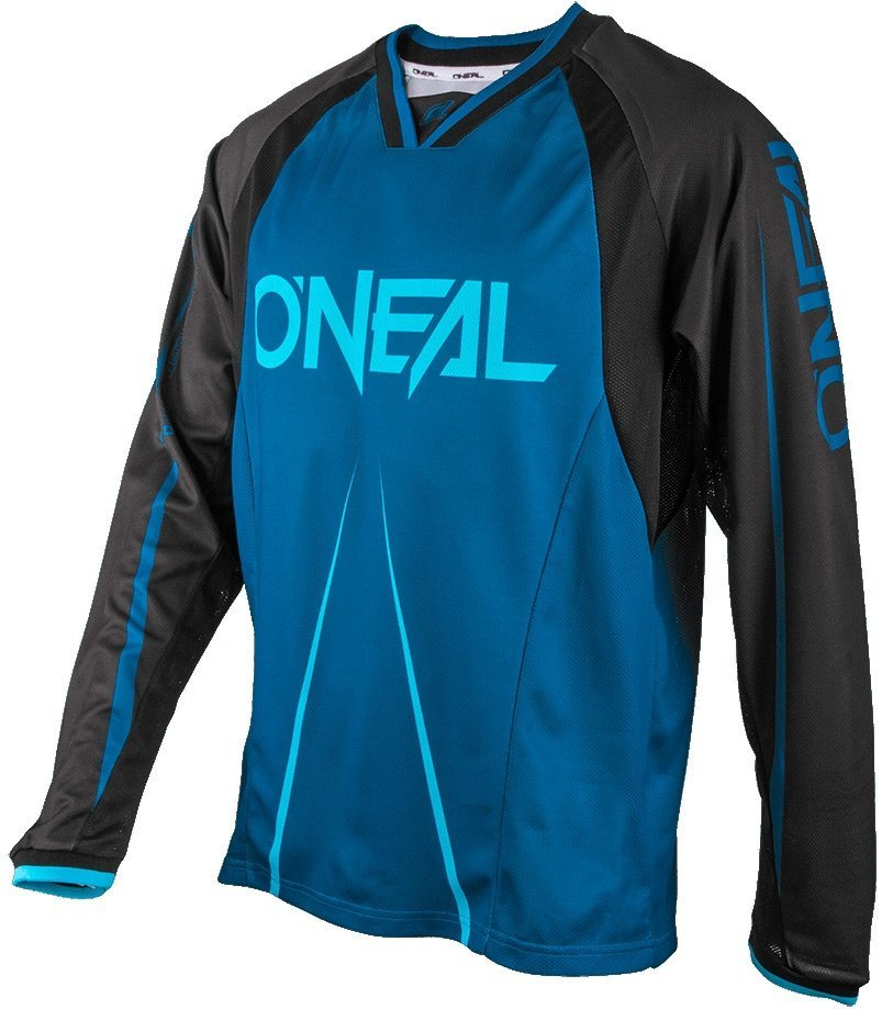 O'NEAL Radtrikot »Element FR Blocker LS Jersey Men« in blau