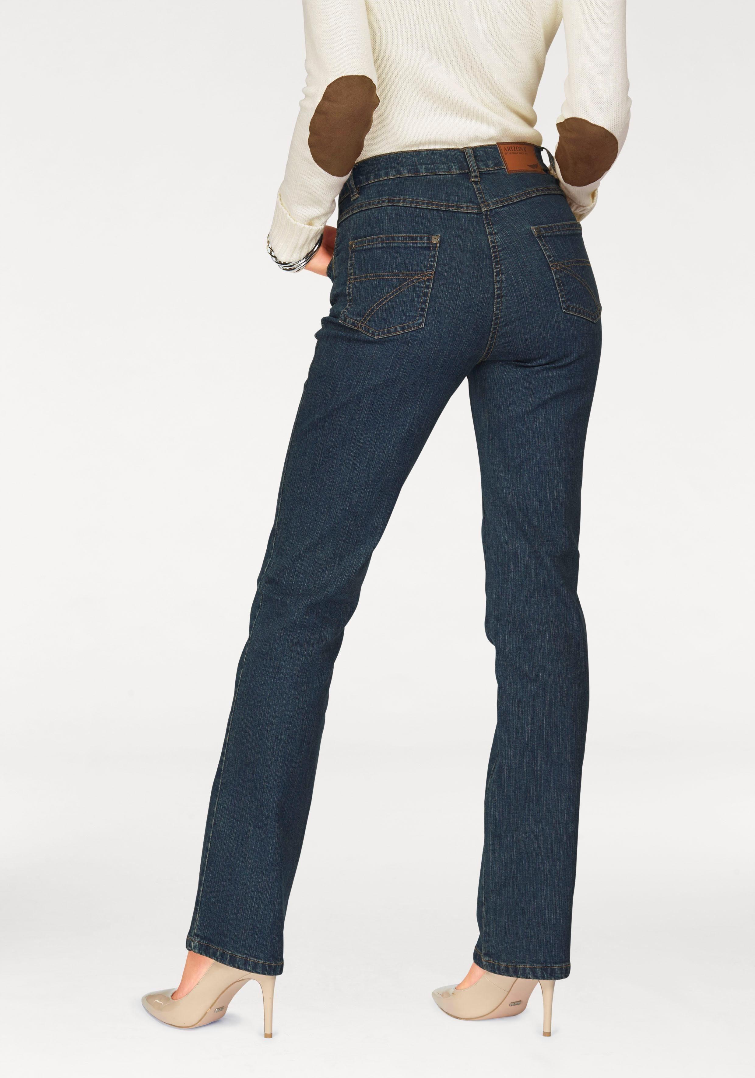 Arizona Gerade Jeans »Annett« High Waist kaufen   OTTO