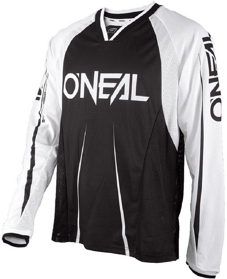 O'NEAL Radtrikot »Element FR Blocker LS Jersey Men« in schwarz