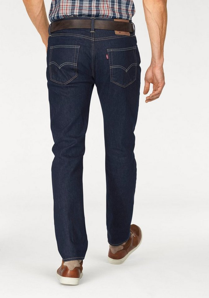 Levi's® Stretch-Jeans »502™« in chain-rinse