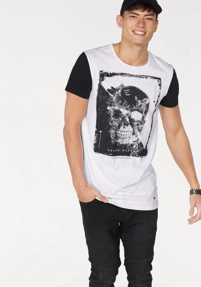 Bruno Banani T-Shirt in weiß