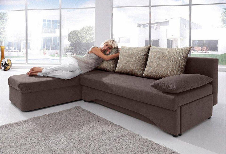 polsterecke online kaufen otto. Black Bedroom Furniture Sets. Home Design Ideas