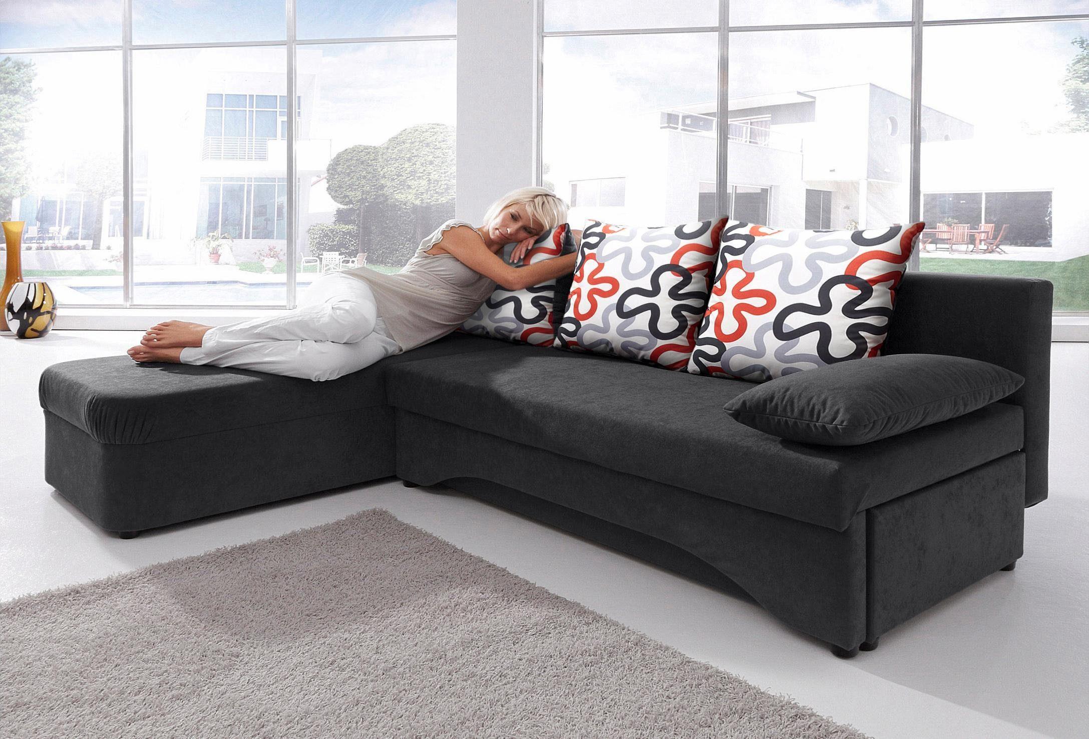 Kampinės sofos