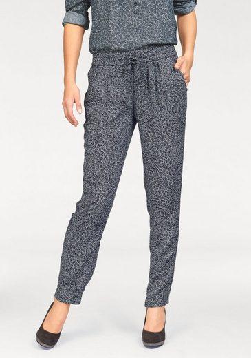 Tom Tailor Harem Pants, In A Convenient Slip-form