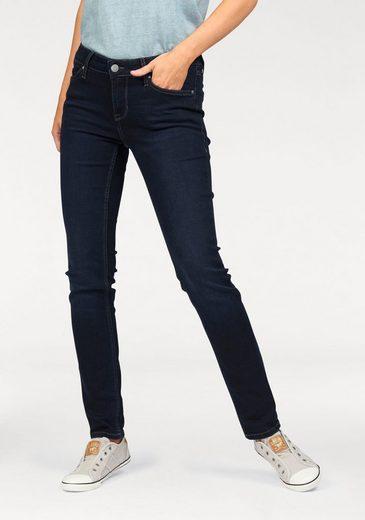 MUSTANG Stretch-Jeans Jasmin, Eng geschnitten