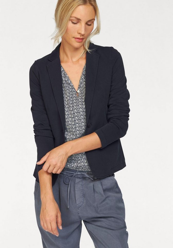 Marc O'Polo Blazer in taillierter Form in marine