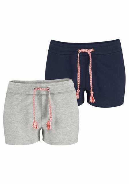 Hosen - AJC Shorts (Packung, 2 tlg) im Doppelpack › blau  - Onlineshop OTTO