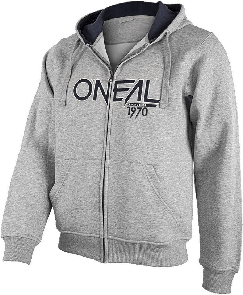 O'NEAL Pullover »Racing 70 Hoddy Men« in grau